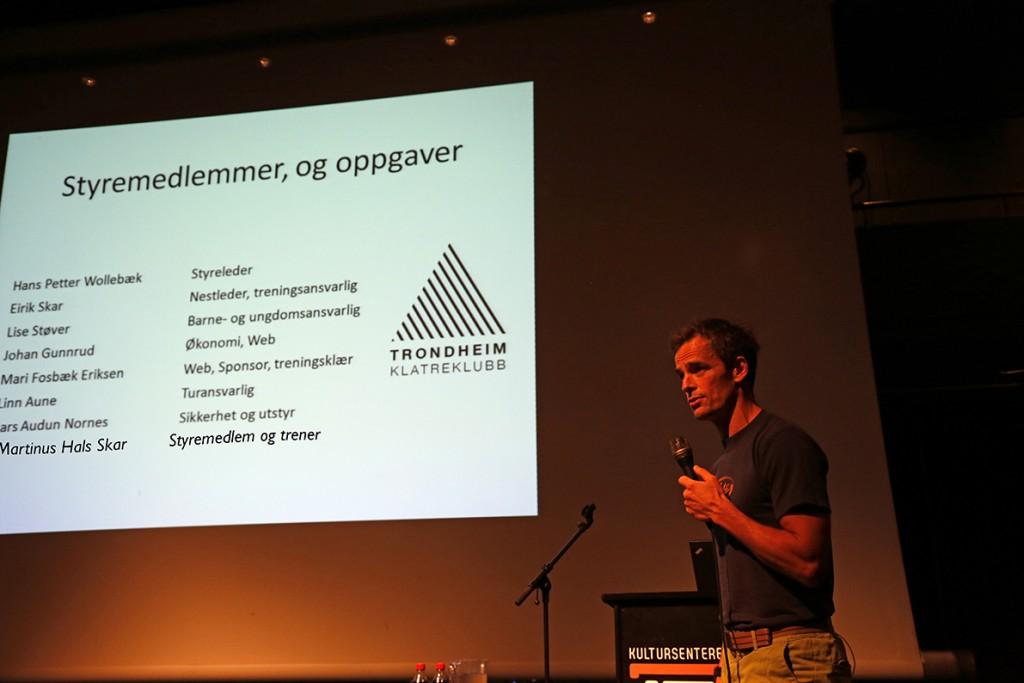 Trondheim klatreklubb arrangerer NM i buldring