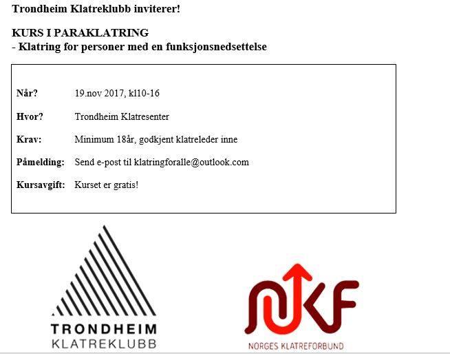 TrønderCup sø 9.12 i Trondheim